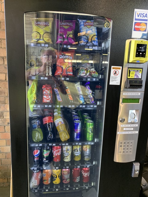 Vending Machines Brisbane